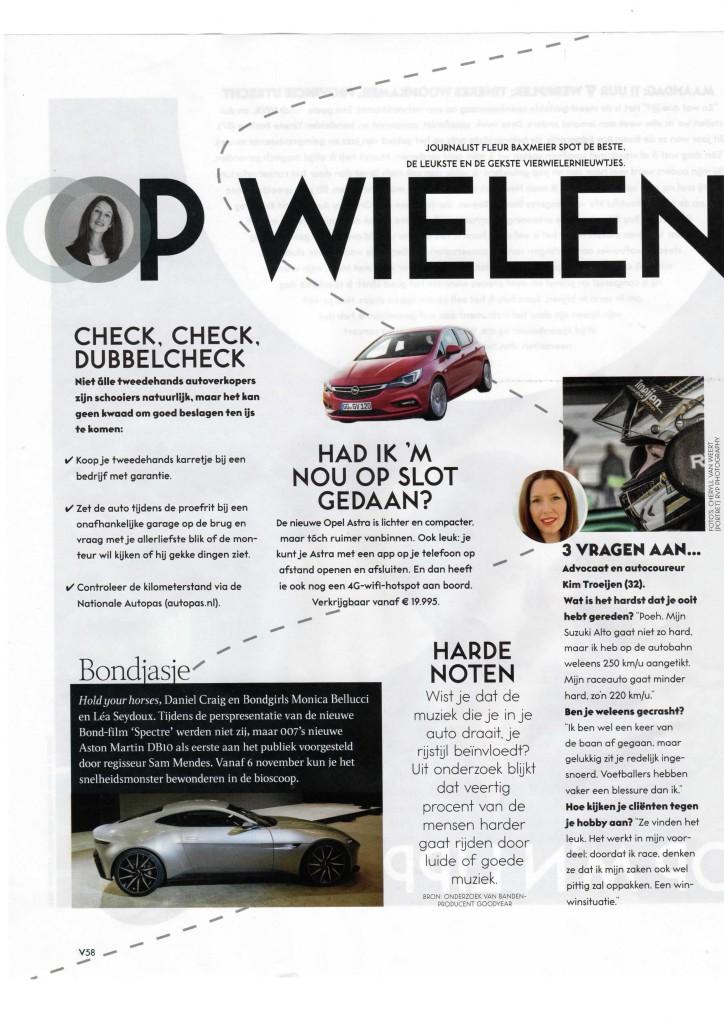 "Viva ""Op Wielen"", oktober 2015"